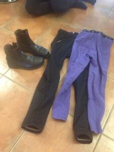 Breeches and boots