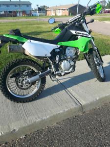 Klx 250 2011