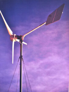 Generate your own electricity with this fantastic Wind Turbine!