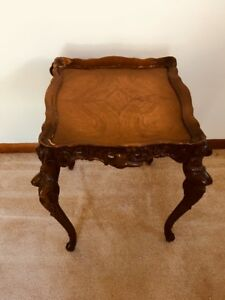 Antique Side or End Table