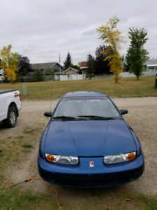 2002 saturn SL1 for trade