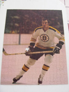 1971 KEN HODGE BRUINS BOSTON CASSE TETE VINTAGE PUZZLE