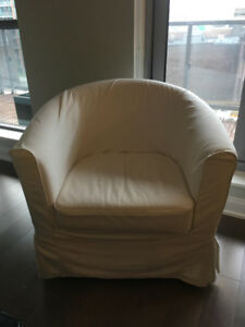 Ikea TULLSTA Chair White