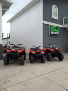 NEW 2017 ARCTIC CAT ALTERRA 700 XT EPS