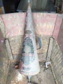 Vintage Minimax Fire Extinguisher