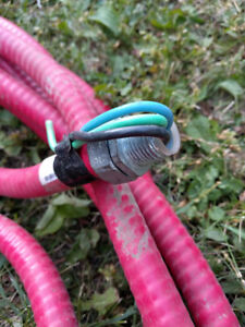 Flexible Watertight Electrical wire Conduit with wire