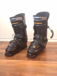 Salomon Ski Boots for downhill alpine Edmonton Edmonton Area image 2