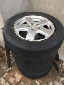 Tire mags