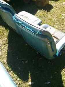 Bucket seats and rear seat 67 Beaumont 67 Chevelle Peterborough Peterborough Area image 3