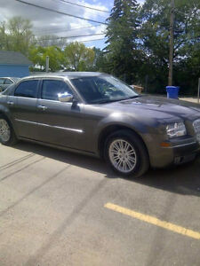 2010 Chrysler 300-Series Chrome Sedan
