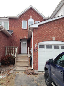 Bowmanville 3 Bedroom townhome for rent Renovated