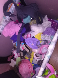 Tons of baby girl stuff for sale first yeae