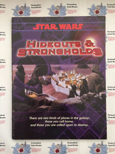 "Roleplay Manual: ""Star Wars: Hideouts & Strongholds"""