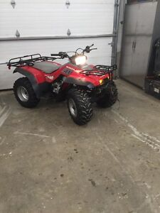 1989 Honda 350 fourtrax 4x4
