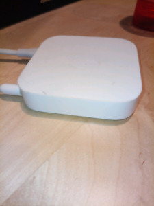 Airport express musique wifi apple
