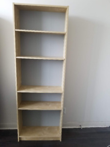 Ikea Billy bookcase (birch)