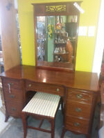GIBBARD VANITY WITH BENCH NOW $399.99