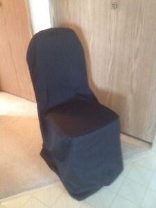 300 Polyester Universal Chair Covers for Sale