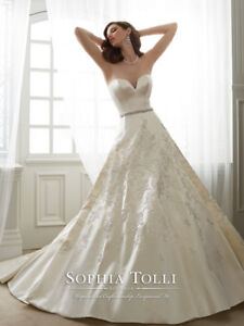 Sophi Tolli-Reaghann Wedding Gown