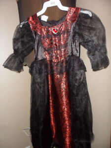 6-8 years halloween costume medieval times