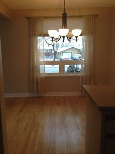 Main Floor of House for rent - North Ward