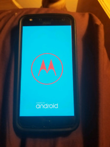 Moto Z play cellphone