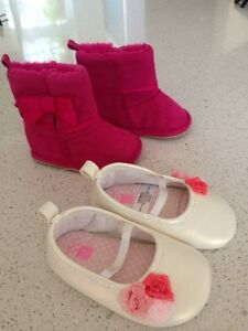 Souliers filles taille 2