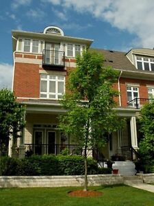 Luxury Executive Town Home with Water View In Port Credit, Miss