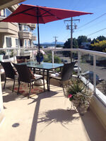Amazing Condo with Ocean View in White Rock BC