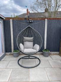 XL egg chair