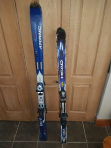 Downhill skis, Youth set $70