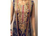 Asian/ Pakistani/ Indian/ Bengali Wedding And Occasion Dress