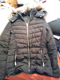 Coat new look size 8 uk