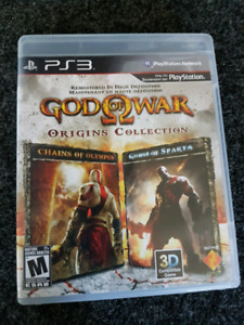 God of War Orgins Collection PS3
