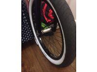 Alien nation bmx wheels