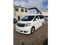 2004 Toyota Alphard 3.0 VVTI Auto / Pop Top & Camper Conversion