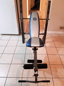 Home gym Marci  mcb347 weight  bench