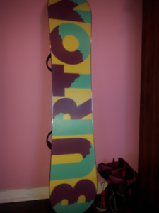 Burton Women's Snowboard