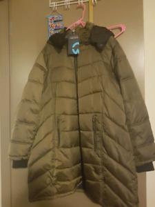 3 XL winter coat, BNWT