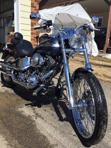 Beau Harley Davidson 100 anniversaires