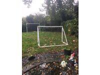 Samba goal post