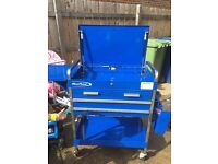 Blue point snap on tool box