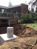 SEPTIC & CISTERN INSTALL & MAINTENANCE &      CISTERN CLEANING