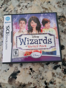 Dsi Wizards of Waverly Place