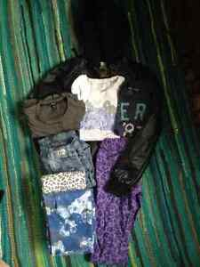 Assorted clothes sz 4-10/12 Windsor Region Ontario image 2