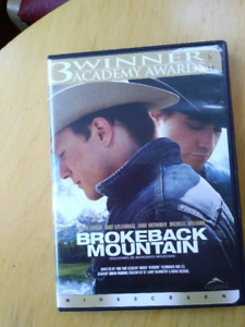 DVD Souvenirs de Brokeback Mountain, Zone 1, Excellent etat