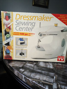 Dressmaker Sewing Center, barely used