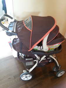Travel system - carseat & stroller