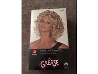 Sandy from Grease blonde wig RRP £10.99 perfect for Halloween