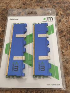 Mushkin HP PC2-6400 4GB 2X2GB DDR2-800